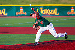 16 July 2020:  during a Kernel League Baseball game between the Bobcats and the Hoots at Corn Crib Stadium on the campus of Heartland Community College in Normal Illinois