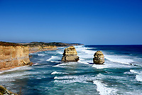 12 Apostles on the great Ocean Road, Australia