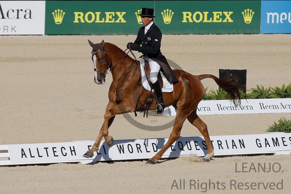 Andrew Nicholson - Nereo<br /> Alltech FEI World Equestrian Games <br /> Lexington - Kentucky 2010<br /> © DigiShots