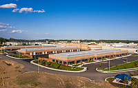 Aerial image of Waugh Chapel Business Park by Jeffrey Sauers of CPI Productions