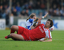 - Photo mandatory by-line: Dougie Allward/JMP - Mobile: 07966 386802 - 29/11/2014 - SPORT - Football - Bristol - Memorial Stadium - Bristol Rovers v Welling - Vanarama Conference