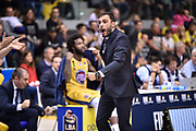 Galbiati Paolo<br /> FIAT Torino - Alma Pallacanestro Trieste<br /> Lega Basket Serie A 2018-2019<br /> Torino 13/10/2018<br /> Foto M.Matta/Ciamillo & Castoria