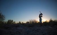 Demetrios Brinkmann in Sedona, Arizona