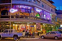 Downtown Phnom Penh