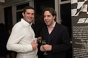MATTHEW STEEPLES, Liz Brewer Festive Celebration hosted by Daphne Mckinley Edwards chairman of the Sean Edwards , Foundation at Altitude. Millbank Tower, London SW1. 3 DECEMBER 2016.