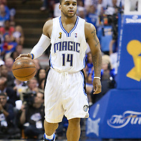 BASKET BALL - PLAYOFFS NBA 2008/2009 - LOS ANGELES LAKERS V ORLANDO MAGIC - GAME 3 -  ORLANDO (USA) - 09/06/2009 - .JAMEER NELSON (MAGIC)