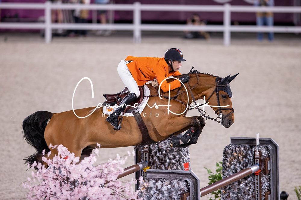 Van Der Vleuten Maikel, NED, Beauville Z, 373<br /> Olympic Games Tokyo 2021<br /> © Hippo Foto - Dirk Caremans<br /> 04/08/2021