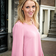 NLD/Amsterdam/20150620 - Huwelijk Kimberly Klaver en Bas Schothorst, Liza Sips