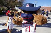NCAA Basketball-University of Arizona-Mar 2, 2021