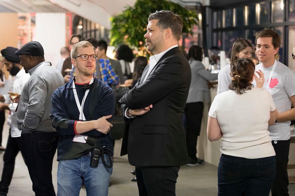 Facebook Social Good Forum Facebook Summit for Good in New York City (Photo by Ben Hider)