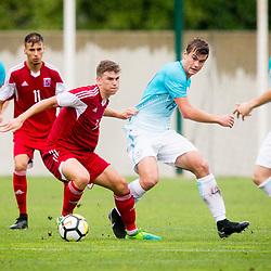 20170901: SLO. Football - EC Qualifications U21 - Slovenia vs Luxemburg