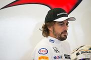 October 8, 2015: Russian GP 2015: Fernando Alonso (SPA), McLaren Honda