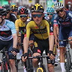 DISENTIS SEDRUM (SUI) CYCLING<br /> Tour de Suisse stage 5<br /> Sam Oomen