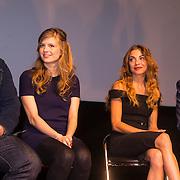 NLD/Amsterdam/20130911 - Trailerpremiere Mannenharten, Fabian Jansen, Katja Herbers, Georgina Verbaan en Jeroen Spitzenberger