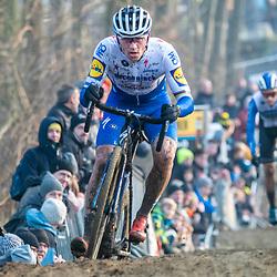 2020-01-01 Cycling: dvv verzekeringen trofee: Baal: Zdenek Stybar showing his skills