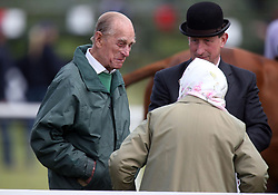 File photo dated 10/05/13 of the Duke of Edinburgh and Queen Elizabeth II during the third day of the Royal Windsor Horse show, in Windsor. The couple had a strong bond but were different in character and the Duke of Edinburgh never shied away from telling his wife exactly what was what. Issue date: Friday April 9, 2021.