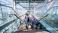 Koning bij opening nieuw gebouw European Patent Office Rijswijk