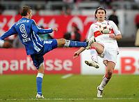 v.l. Stanislav Sestak , Serdar Tasci VfB<br /> Bundesliga VfB Stuttgart - VfL Bochum<br /> <br /> Norway only