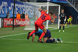 September 28, 2017 - Saint-Petersburg - Of The Russian Federation. Saint-Petersburg. Zenit-arena. Arena Saint-Petersburg. Match Of The UEFA Europa League. Zenit beat real Sociedad with the score 3:1 in the match of UEFA Europa League. Player.Branislav Ivanovic; (Credit Image: © Russian Look via ZUMA Wire)
