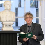 30.10.2018 Long Room Hub Annual Edmund Burke Lecture Paul Muldoon
