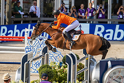 Houtzager Marc, NED, Sterrehofs Calimero<br /> European Championship Jumping<br /> Rotterdam 2019<br /> © Dirk Caremans