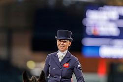 Bell Louise Anne, GBR, Into The Blue<br /> Stuttgart - German Masters 2019<br /> © Hippo Foto - Stefan Lafrentz