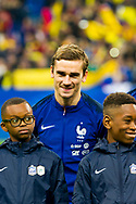 Antoine Griezmann (fra) during the International Friendly Game football match between France and Colombia on march 23, 2018 at Stade de France in Saint-Denis, France - Photo Pierre Charlier / ProSportsImages / DPPI