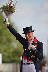 Bechtolsheimer Laura (GBR) <br /> European Championship Dressage Windsor 2009<br /> © Hippo Foto - Dirk Caremans
