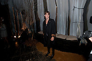 JOHNNIE BORRELL, Where the Wild Things Are premiere after-party. The Old Post sorting Office. New Oxford St. London. 2 December 2009
