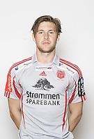 Fotball, 1. divisjon Addecoligaen , 2012 , portrett , portretter , <br /> Strømmen<br /> <br /> Gøran Van Den Burgt
