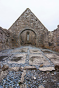 Na Seacht Tempaill, The Seven Churches, Inishmore, Aran Islands