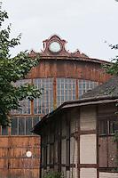 Old building awaiting restoration in Kazimierz Krakow Poland