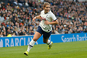 Kit Graham in action during the FA Women's Super League match between Tottenham Hotspur Women and Arsenal Women FC at Tottenham Hotspur Stadium, London, United Kingdom on 17 November 2019.