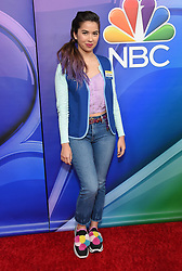 February 20, 2019 - Hollywood, California, U.S. - Nichole Bloom on the carpet at the NBCUniversal Mid Season Press Junket at Universal Studios. (Credit Image: © Lisa O'Connor/ZUMA Wire)