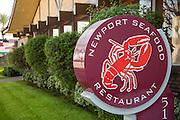 Newport Seafood Restaurant San Gabriel California