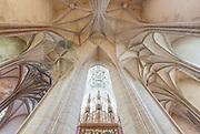 Architect: Johann Parler.