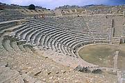 Amphitheatre at Segesta, Sicily, Italy