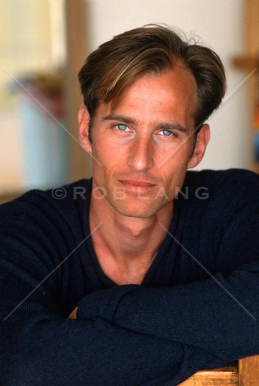 Handsome chiseled man
