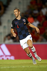 September 11, 2018 - Elche, Spain - Ivan Perisic of Croatia during the UEFA Nations League football match between Spain and Croatia at Martinez Valero Stadium in Elche, Spain on September 8, 2018. (Credit Image: © Jose Breton/NurPhoto/ZUMA Press)