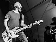 Raul Ruutu of Finnish rock band Sunrise Avenue at Stadtfest Ludwigshafen