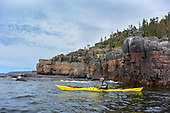 Höga Kusten Sea Kayak Trip Sweden