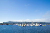 The harbor at Neah Bay. Olympic Peninsula, WA