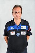 Federico Pasquini<br /> Testine Busti Polo<br /> Banco di Sardegna Dinamo Sassari<br /> Olbia, 03/09/2017<br /> Foto L.Canu / Ciamillo-Castoria