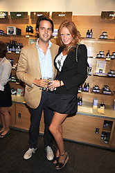 CHARLIE GILKES and OLIVIA INGE at the Natural Beauty Honours 2008 hosted by Neal's Yard Remedies, 124b King's Road, London SW3 on 4th September 2008.<br /> <br /> NON EXCLUSIVE - WORLD RIGHTS