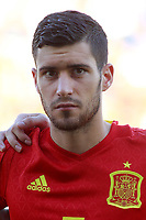 Spain's Aaron during international sub 21 friendly match. September 1,2017.(ALTERPHOTOS/Acero)