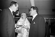 Twiggy at Arnotts.12.10.1966