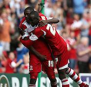 Middlesbrough v Sheffield Wednesday 310813