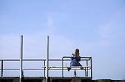 Nederland, Nijmegen, 3-6-2016Het vroegere fabriekscomplex van de Honig fabriek.  De gemeente wilde het fabrieksterrein gebruiken voor woningbouw, nieuwbouw woningen. Door de crisis op de woningmarkt is dit plan uitgesteld en is het voor een aantal jaren aangewezen als een broedplaats en smeltkroes voor culturele en creatieve activiteiten en ondernemingen . Ook horeca zoals restaurant de Meesterproef en bierbrouwer Oersoep Foto: Flip Franssen
