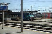 Italy, Venice train station