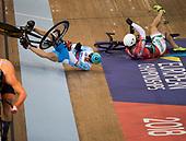 20180807 European Champonships, Glasgow, Scotland, Track Cycling